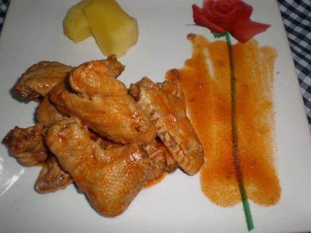98bce7d9d49222dae020697d2909b8d4 - ▷ Alitas de pollo aromatizadas de cava y vinagre 🐓 🥂