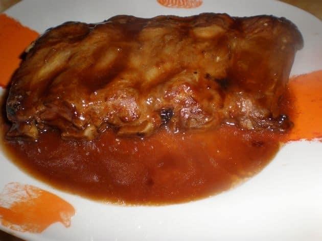 d985bd01090113d5c682cff917f71c98 - ▷ Costillar en falsa salsa americana 🐖 🥣