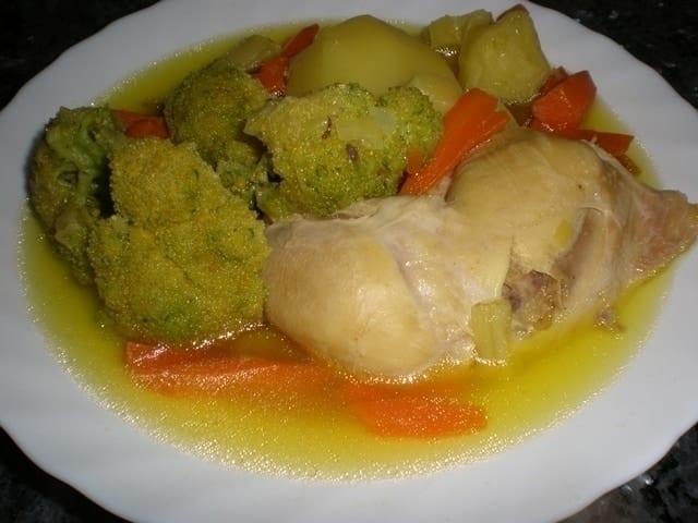 7b2b58b4b3ed159a5bd6628c70d1383a - ▷ Muslos de pollo con brócoli 🍗 🥦 🍲