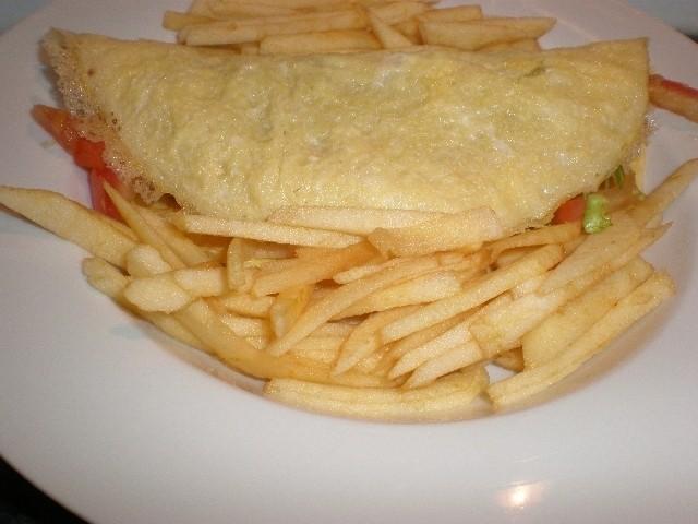 ▷ Crepes de tortilla rellenos 🌮