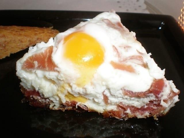 00b0509e404d3662ded8b61760745963 - ▷ Triangulito de huevo y jamón serrano 🍳