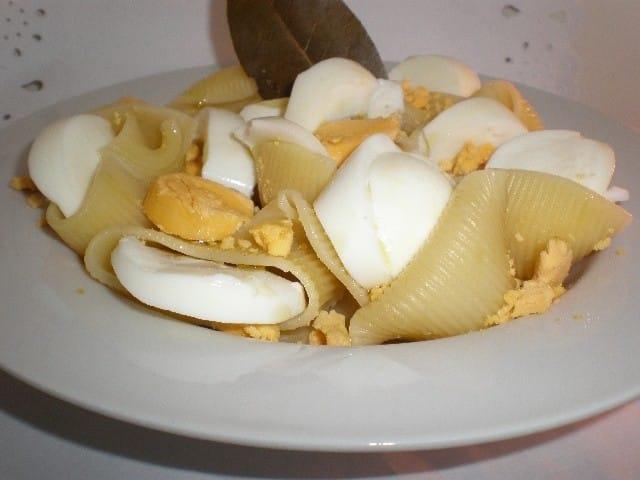 052aa3c8a0c1f07c991339f3bfe86365 - ▷ Lumaconis con huevo duro y aceite 🍝