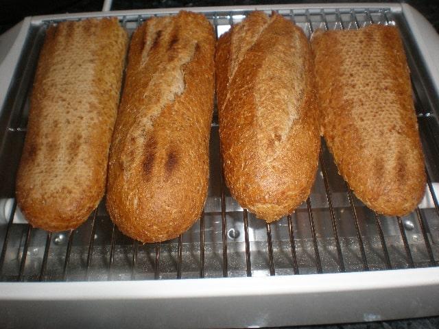 Tostar pan