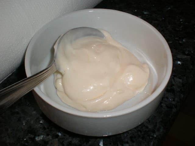 Mayonesa ligera