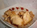 ▷ Pollo con tomate 🍗