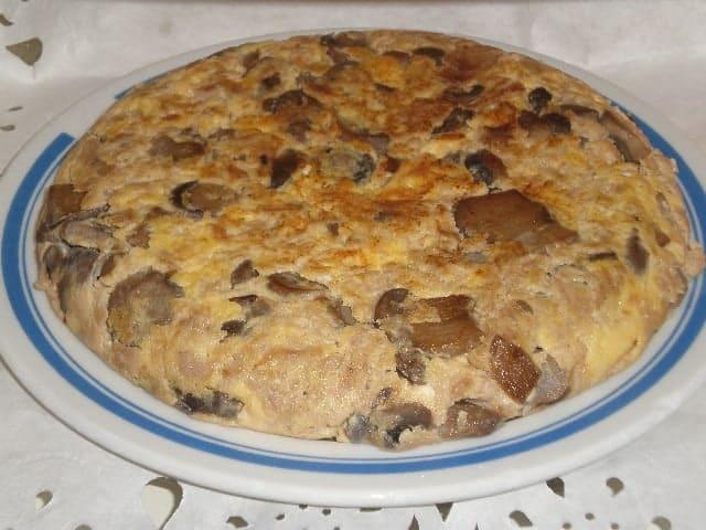 Tortilla de invierno