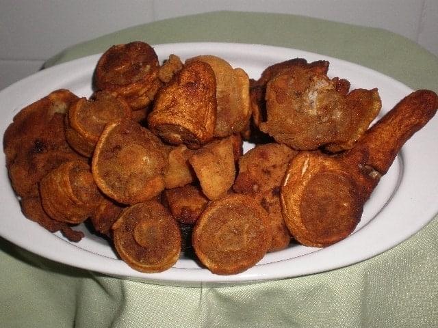 4e0aebaeae04377317c3bf7d82a6e2f0 - ▷ Rabo de cerdo enharinado frito 🐷