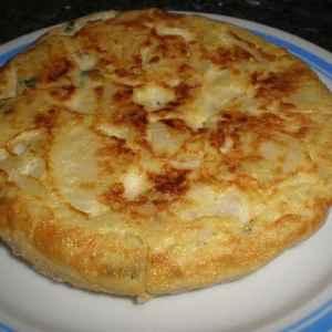 PORTADA - ▷ Tortilla condimentada 🥚 🥚