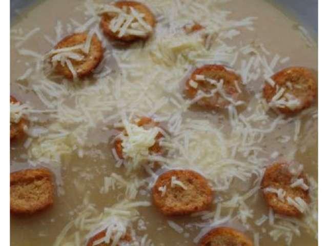 recettes de soupe a l oignon