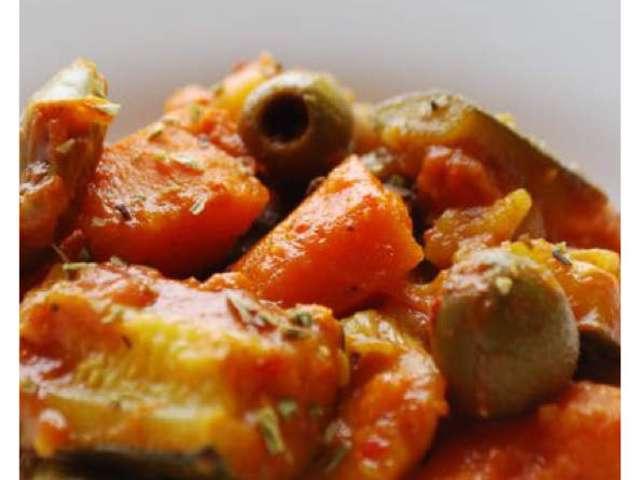 recettes de tajine de cook paradise