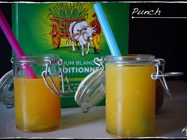 recettes de punch et aperitif