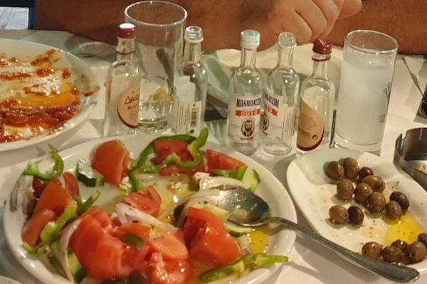 salade khoriatiki