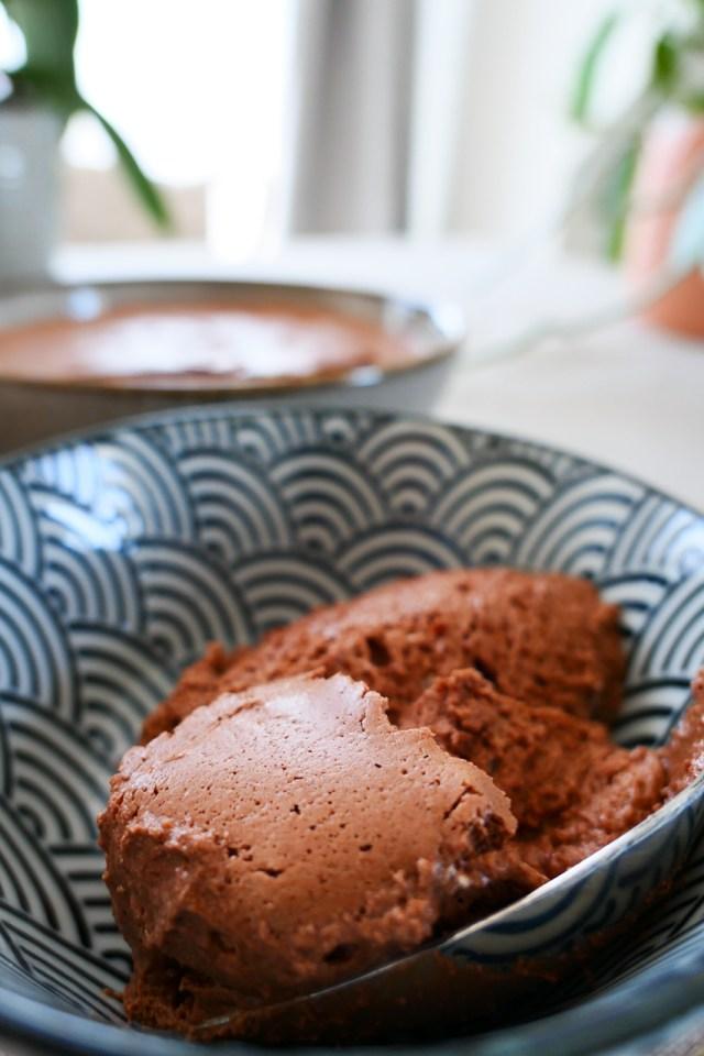 Mousse Au Chocolat Lignac : mousse, chocolat, lignac, Mousse, Chocolat, Cyril, Lignac, (version, Lactose), Recettes, Julie