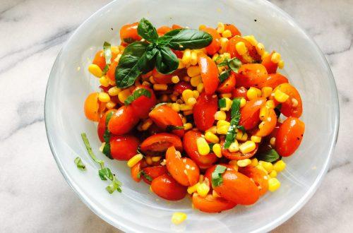 #recettesalade #recette #vegetarien #recettesante