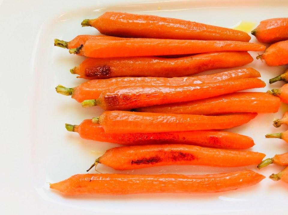 #recette #recetteaccompagnement #accompagnement #carotte #vegetarien