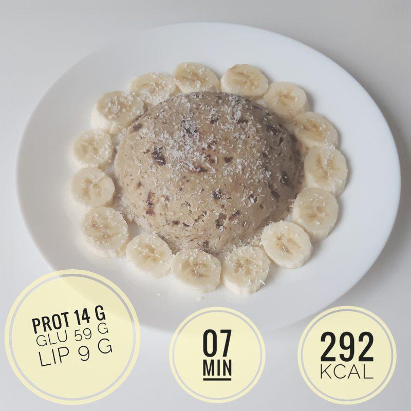bowlcake avoine-banane