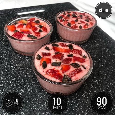 mousse-aux-fraises