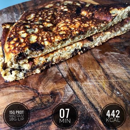 pancake-a-l'avoine