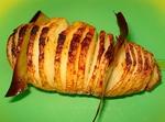 Pommes suédoises aromatisées au Laurier et au Paprika