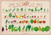 Fruits & légumes Août