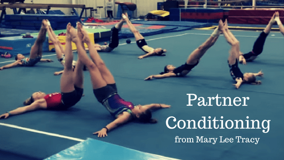 Partner Conditioning from Mary Lee Tracy