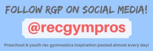 Follow @recgympros on social media!