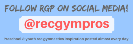 Follow @recgympros on social media!
