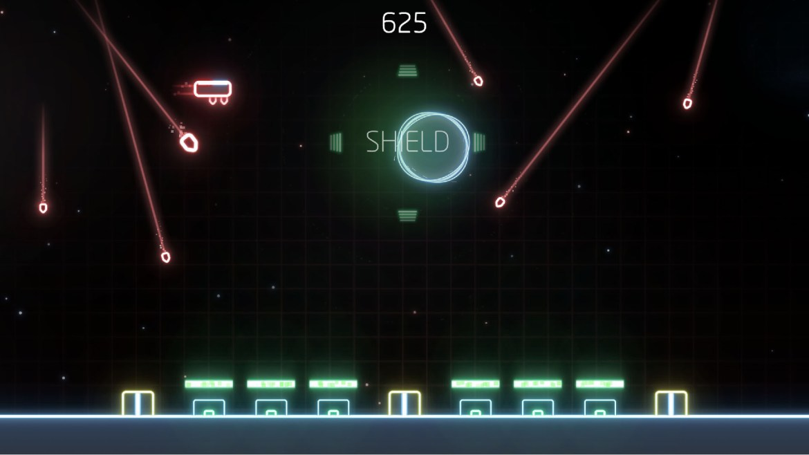 Missile Command Recharged - Screenshot 4