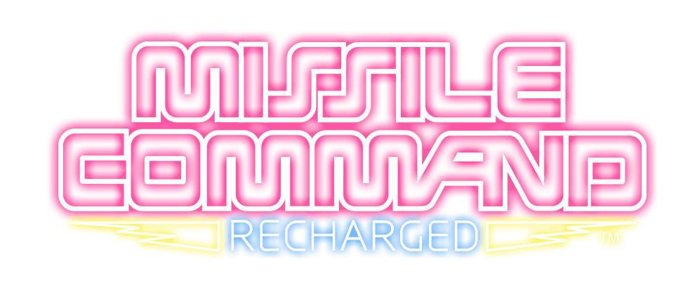 Missile Command Recharged - Logo