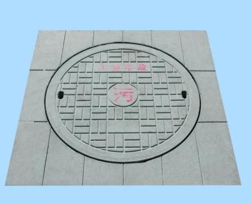 Silica Sand Manhole