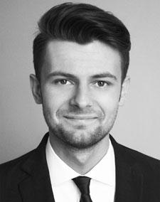 Kleines Portrait von Krzysztof Tomasz Zembrowski