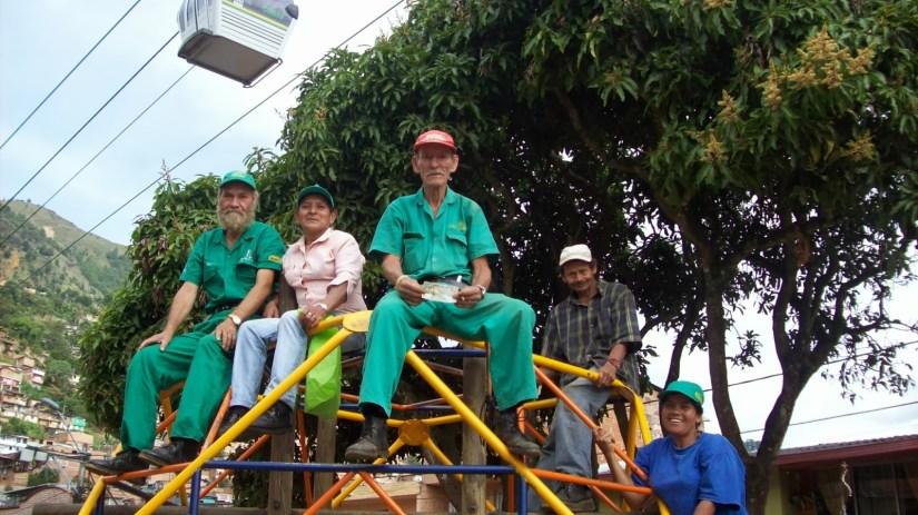 Reconocimiento a las personas mayores, en el día Internacional de las personas de edad