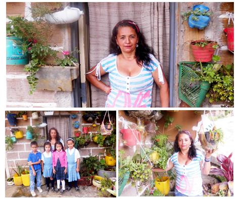 El jardín de Doña Berta