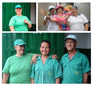 Doña Gilma - Reciclar una labor....