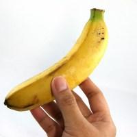Como Fatiar uma Banana Sem de Descascá-la