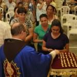 Comemoração de Nossa Senhora Aparecida na sede dos Arautos do Evangelho em Recife