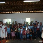 Povoado Santana - São Benedito do Sul