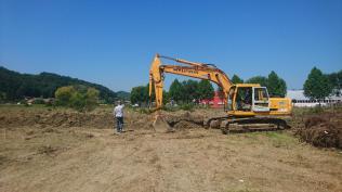 Reciklažno dvorište Krapinske Toplice - izgradnja 3