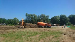 Reciklažno dvorište Krapinske Toplice - izgradnja 4