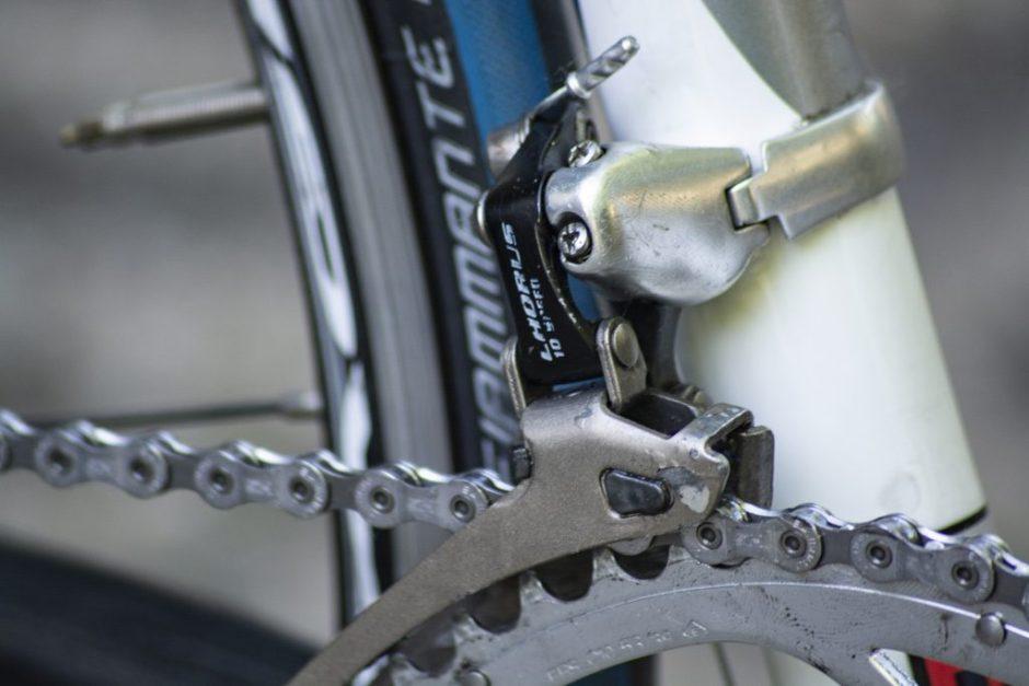 Ridley Aeron bicycle