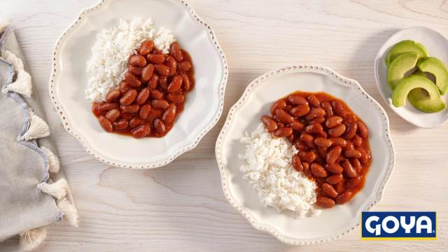 Red Kidney Beans and Rice