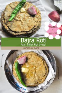 bajra roti pin it image