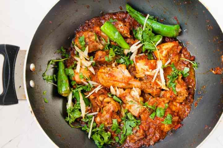 Chicken Karahi recipe Pakistani