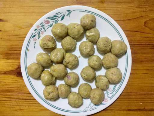 kofat balls