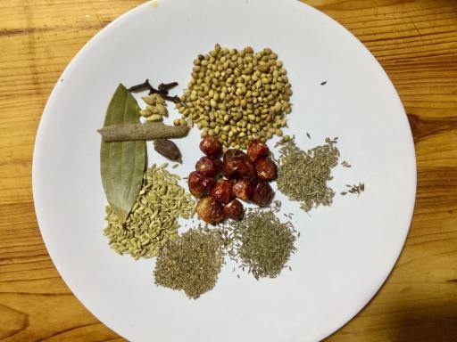 spices for haleem