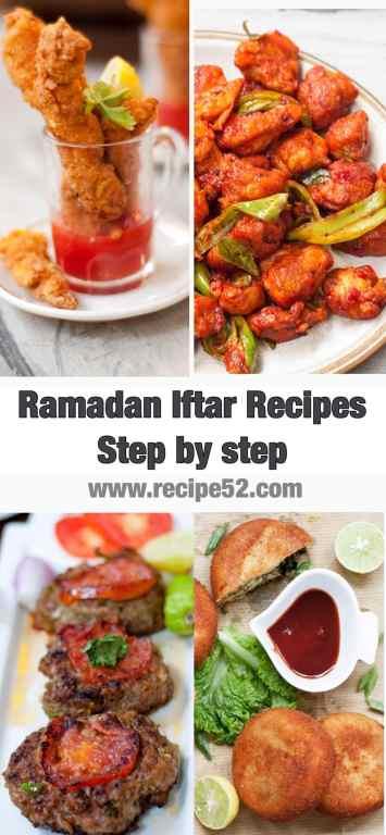 ramadan iftar recipes