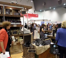 Maggie Beer's stall