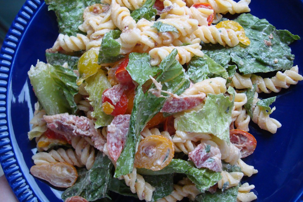 BLT Chopped Salad, Photo by jmackinnell, Flickr commons