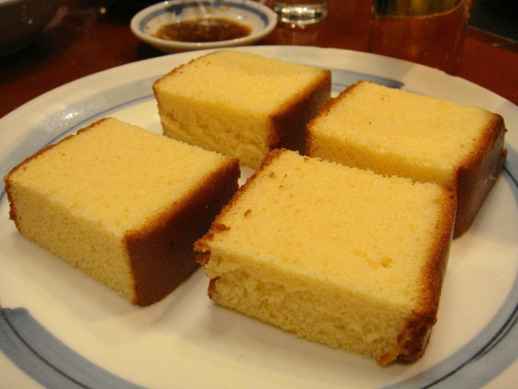 Honey Cake, Photo by Jill Shih, Flickr commons