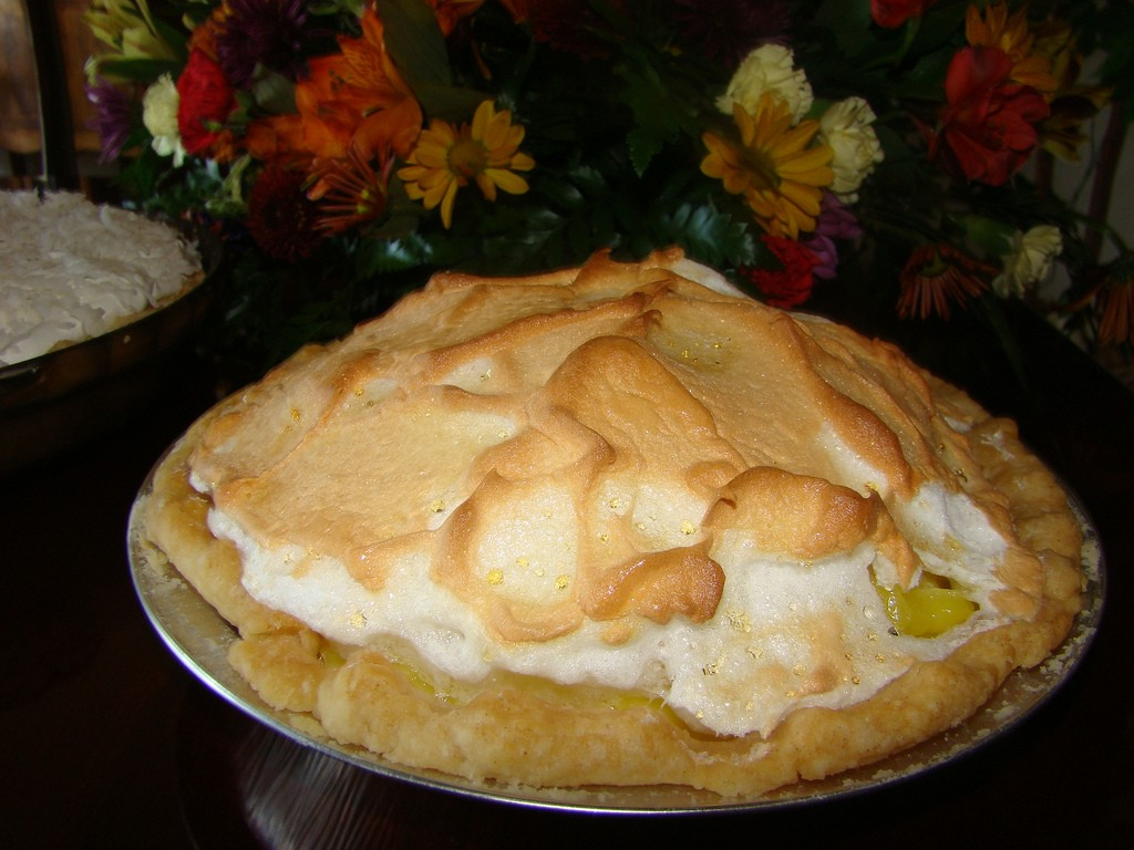 Lemon Meringue Pie, photo by KDH39, Flickr commons